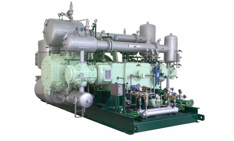 Компрессор высокого давления для природного газа своими руками